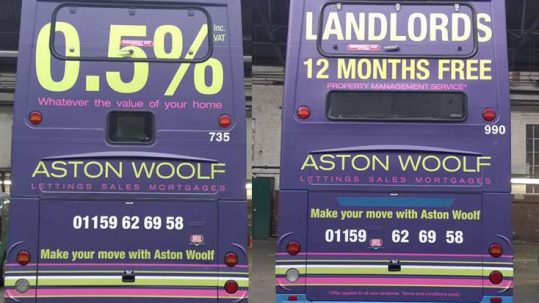 Have you spotted us?